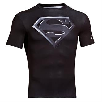 Under Armour Transform Yourself Compressie T-Shirt Superman