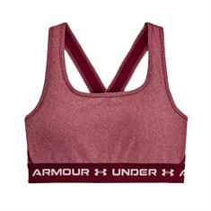Under Armour UA Crossback Mid Heather Bra