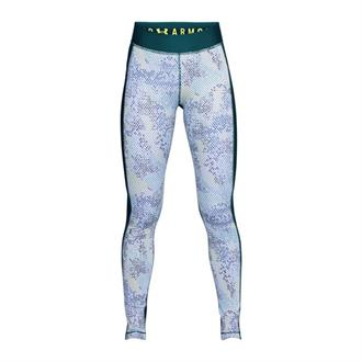 Under Armour UA HG Armour Printed Legging-GRN