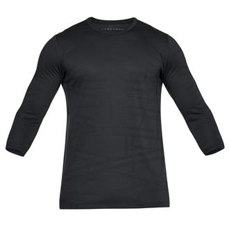Under Armour UA Threadborne T-Shirt 3/4 Mouw