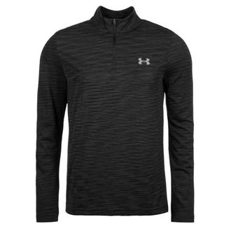 Under Armour Vanish Seamless 1/2 Zip shirt lange mouw