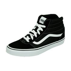 Vans Ward Hi Suede Canvas Junior