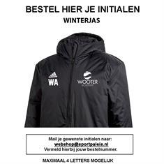 Wooter Academy Initialen Winterjas
